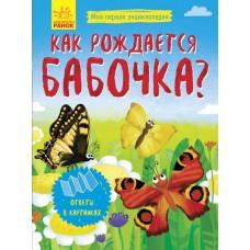Как рождается бабочка?